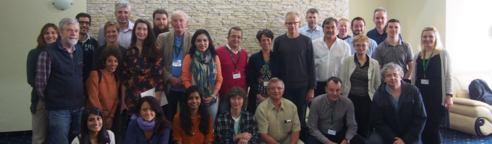 DISCO consortium at its 3rd Progress Meeting in Murighiol, Romania