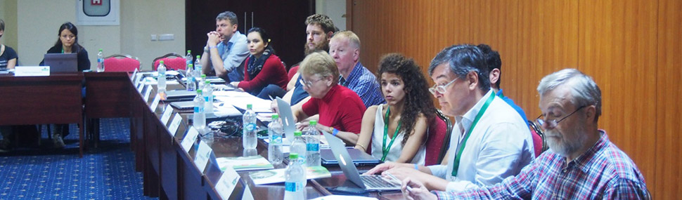 Presentation of Work Packages during the 3rd DISCO Progress Meeting